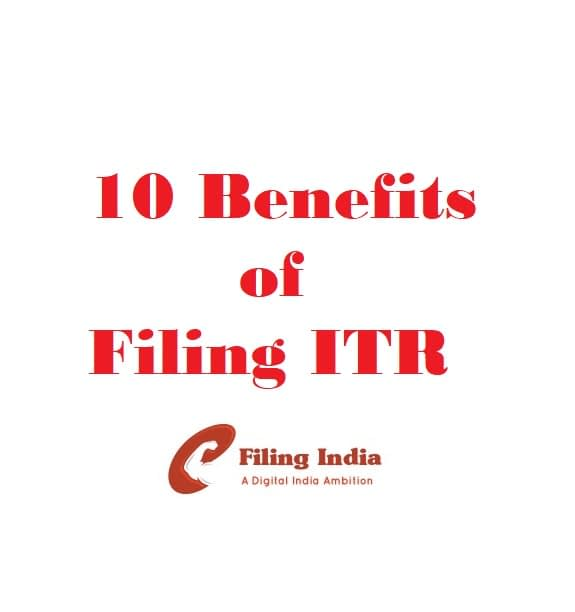 10 benefits of filing Income Tax Return even if you are below taxable range